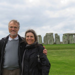 Steve and Me - Stonehenge Cropped